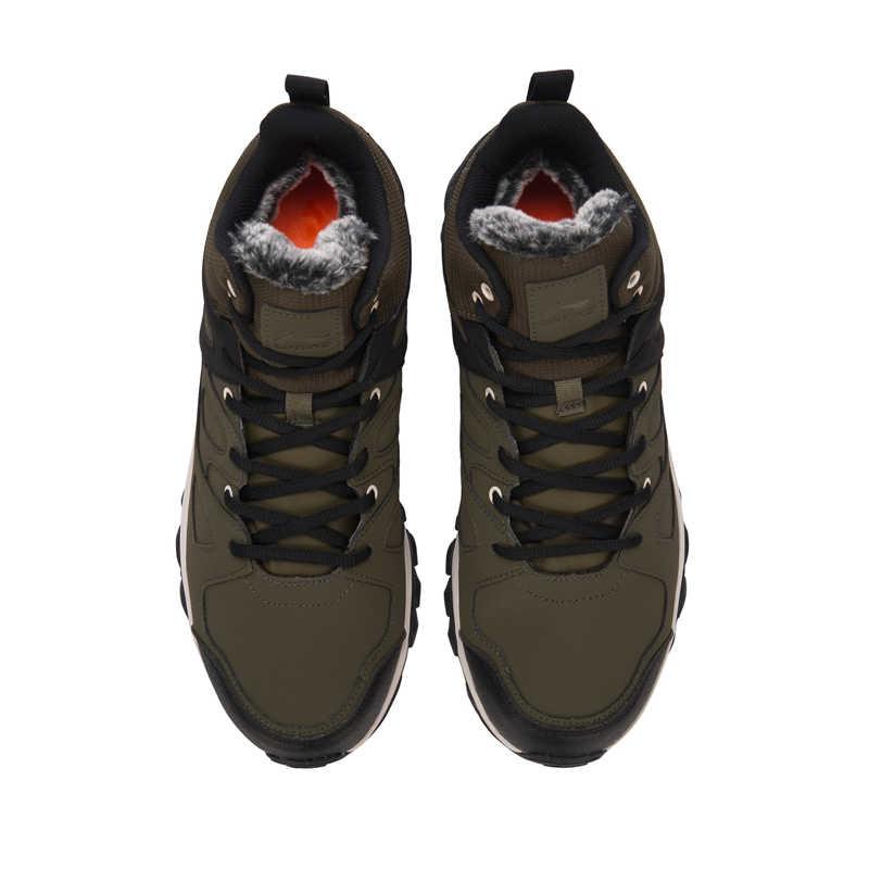 リチウム寧 2017Q4 新男性ハイキングブーツこんにちは靴シェルクラシックウォーキングスニーカー快適裏地スポーツ靴 AGCM189