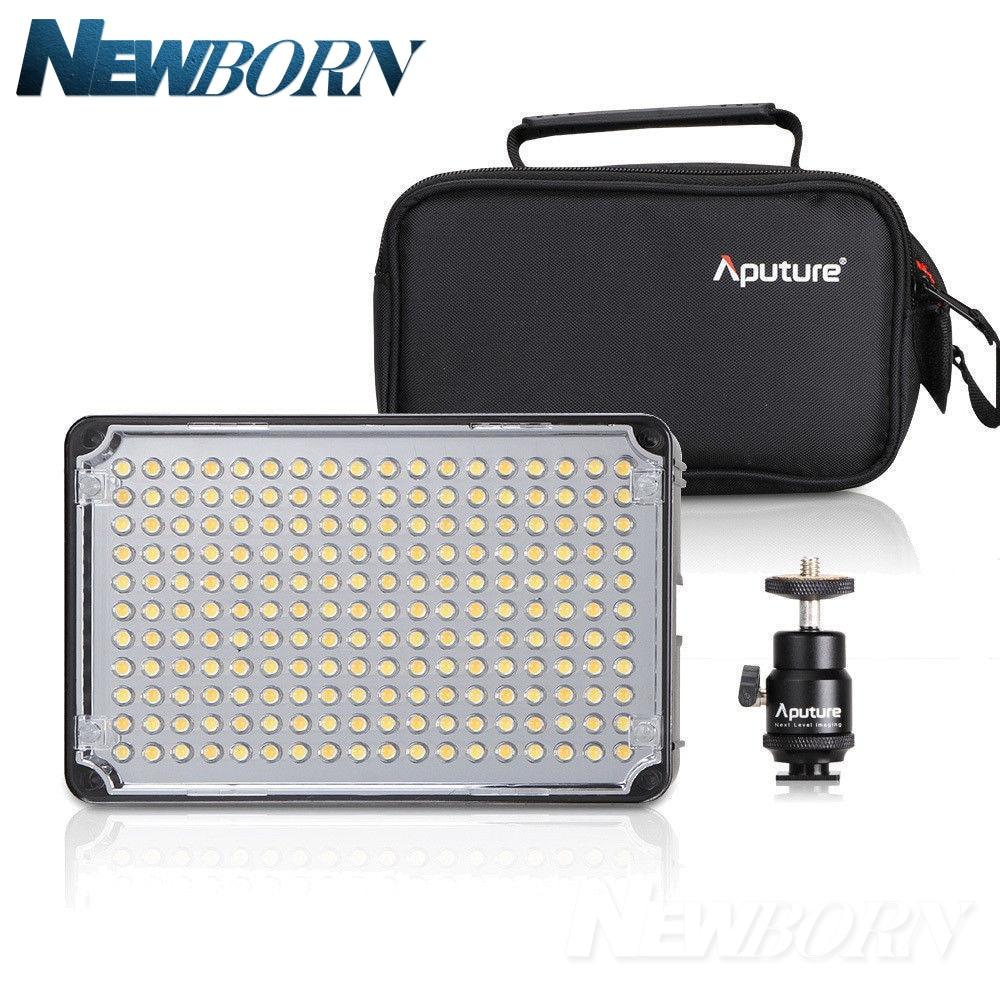 купить Aputure Amaran AL-H198 High CRI 95+ Led Panel LED Video Light photography lighting for Canon Nikon Camcorder fotografia Light по цене 3943.86 рублей