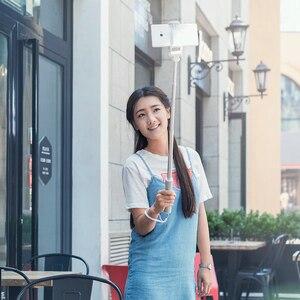 Image 5 - Più nuovo Xiaomi Originale Pieghevole Portatile Bluetooth Selfie Bastone 133g Con Otturatore Senza Fili Max 70 CENTIMETRI di Lunghezza/270 gradi di rotazione