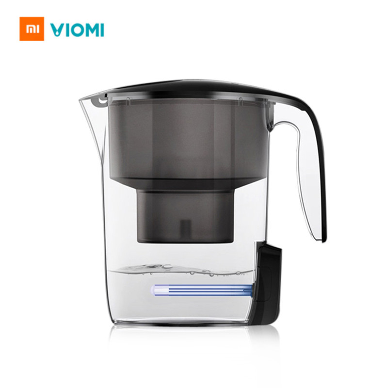 VIOMI MH1Z - A 3.5L 220V Electric Water Filters Filter Kettle Water Purification UV Sterilization Filtration Food-Grade Material 1kg l methionine food grade 99% l methionine