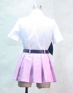 Image 5 - S 3XL Can be tailored Anime Ao no Exorcist Cosplay Man Woman Halloween Cos Shiemi Moriyama School uniform Cosplay Costume