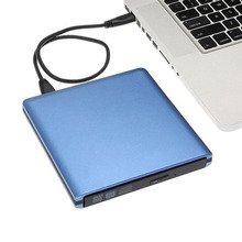 USB 3.0 External Optical Drive DVD Burner Portable DVD-RW Writer Recorder for Laptop Computer