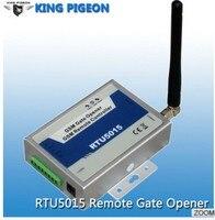 RTU 5015 garage door opene 220v GSM remote controller for Hotel control opener gsm alarm system
