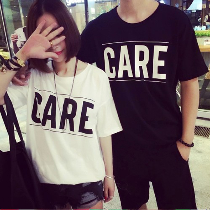 Online Buy Wholesale korean couple tee from China korean ...