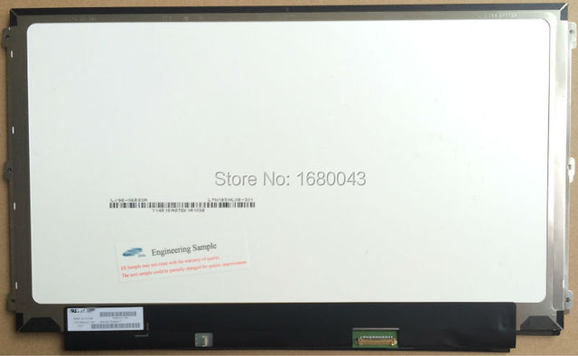 Free Shipping LTN125HL02 301 LTN125HL02-301 12.5 inch eDP 30 Pin LCD LED Display SCREEN Panel LED 1920*1080 Full HD