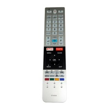 Yeni orijinal CT 8536 TOSHIBA TV için ses uzaktan kumanda