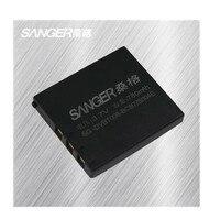 CGA-S004E pin lithium CGA S004E S004 máy ảnh Kỹ Thuật Số pin Cho Panasonic DMW-BCB7/1B DMC-FX2-FX7 FX2 FX7