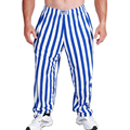 Professional Men Baggy Pants Sportwear Bodybuilding Loose Workout Casual Trouser Lycra Cotton Fitness Shark Joggers