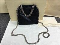 [Hely Coptar] Women Handbags pvc Chains Crossbody Mini Shoulder Bags High Quality Brand Designer