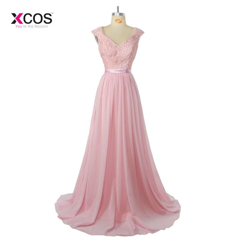 Bridesmaid Dresses Long 2017 New Designer Tulle Lace Garden Wedding ...