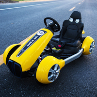 Pedal Karts Electric Hot New Design Safety Blet Anti Explosion Soft Wheel Powered Toy Car For Kids Scooters