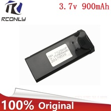 Original 3.7V 900mAh 30C Lithium-ion Battery Accessory for Visuo XS809 XS809wh X809S Battery