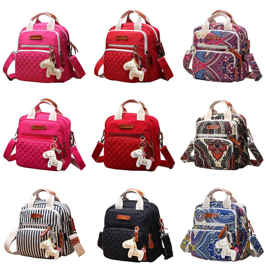 Бренд многоразовый подгузник сумка рюкзак Mother Care сумки hobo, детские коляски, сумка для подгузников для мам с лошадь украшения