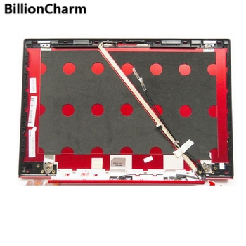 New Laptop Top LCD Back Cover For Lenovo for Ideapad U430P RED NON- touch