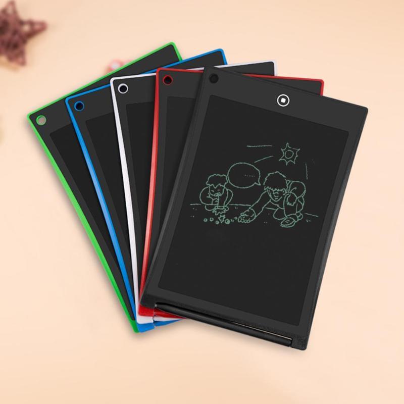 8,5 pulgadas caja de luz Pad LCD escritura tableta gráfica Digital escritura Pad dibujo Tablet