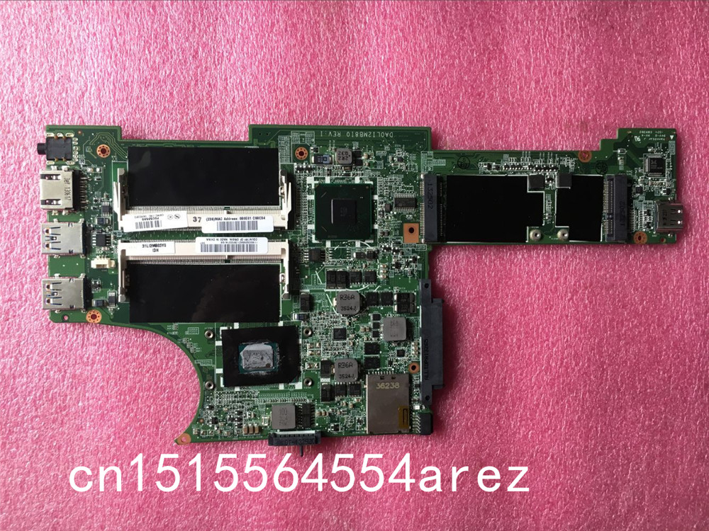 New laptop Lenovo THINKPAD X131E CHROMEBOOK motherboard mainboard 1007U,TPM FRU 04X0320 hot for asus x551ca laptop motherboard x551ca mainboard rev2 2 1007u 100% tested new motherboard