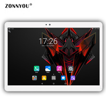 10.1 inch Tablet PC Google Android6.0 Built-in 3G Call LTE Bluetooth Wifi RAM 4GB ROM 32GB Tablet Bluetooth WI-FI Tablet PC