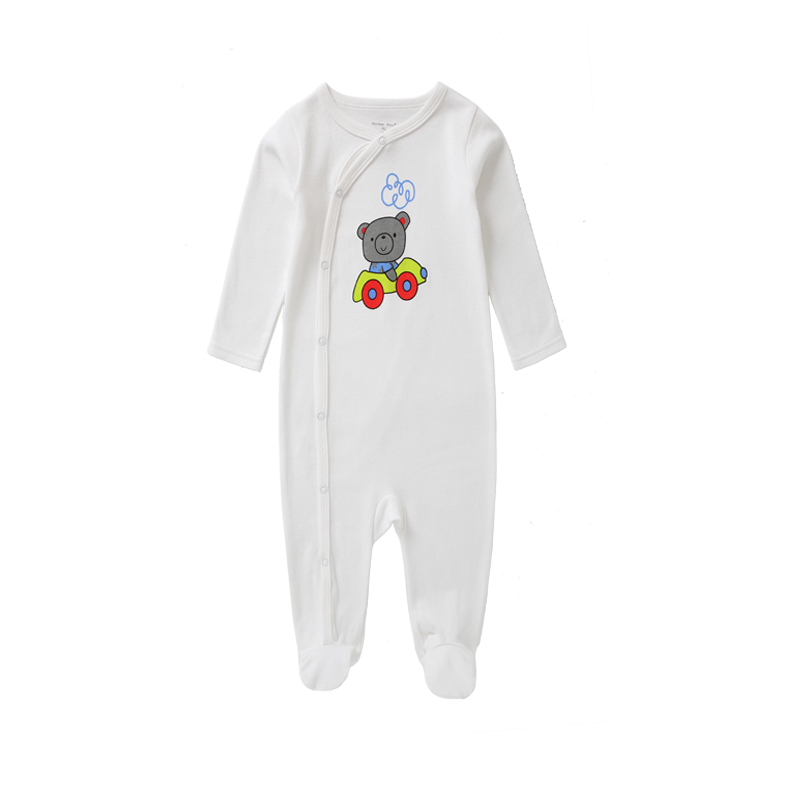Baby Clothing Baby Rompers Long-Sleeve 100% Cotton Newborn Baby Clothes Babies Jumpsuits Clothing Sets Soft Infant Body Pajamas cotton baby rompers set newborn clothes baby clothing boys girls cartoon jumpsuits long sleeve overalls coveralls autumn winter