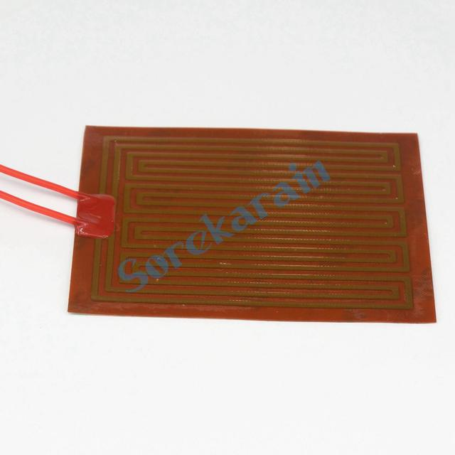 Heating Element Wire Suppliers | Aliexpress Com Buy 80x100mm 35w 12v Dc Flexiable Eeletric