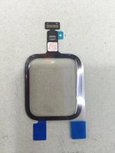 S4 S5 touch screen display parts for Apple Watch series 4 5 40mm 44mm touch screen digitizer glass lens panel replacement prestigio grace s5 lte psp5551 duo psp 5551 duo lcd display touch screen digitizer panel sensor lens glass assembly 5 5
