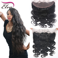 7A Malaysian Lace Frontal Closure Body Wave Virgin Hair 13x4 Full Frontal Lace Closure Ear To Ear Lace Frontal With Baby Hair