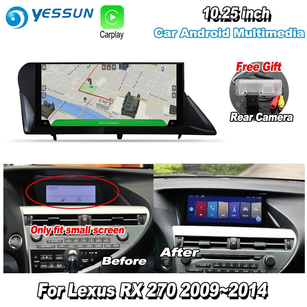 Lexus Rx350 2014: YESSUN 10.25'' For Lexus RX350 RX 350 2009~2014 AL10 Car