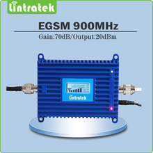 EGSM cellulare signal booster Gain 70dB 900 Mhz cell phone signal booster amplificatore mobile del segnale EGSM repeaterwith Display LCD