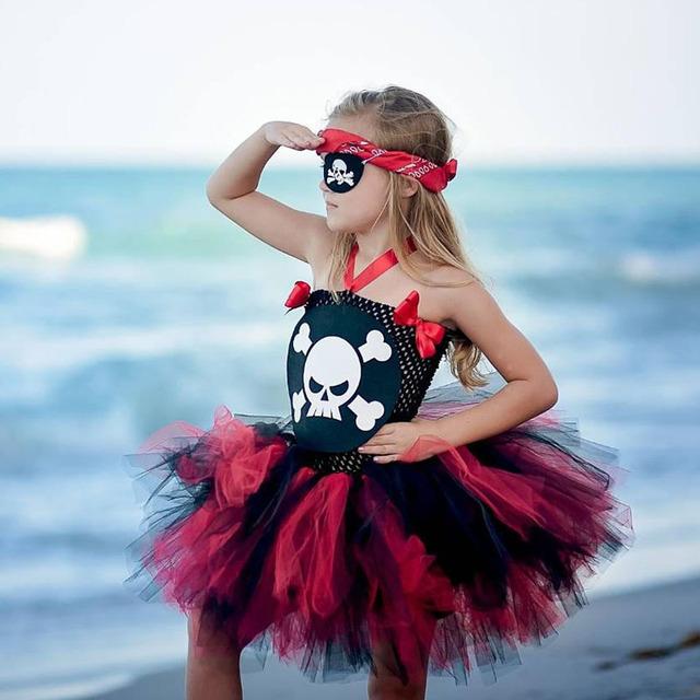 Pirate Costume Tutu Dress