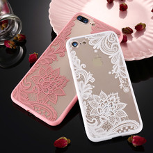 3D Flower Phone Cover For iPhone