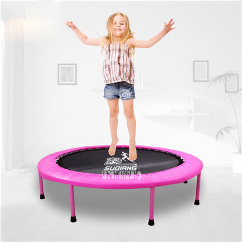 Folding waist drum spring bounce bed bouncing bungee jumping bed home indoors adult children weight loss fitness