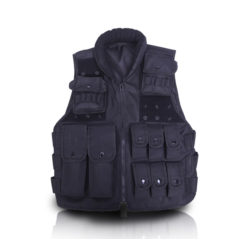 Tactical Vest Security Vest CS Field Children Vest Secret Service Special Tactical Defense Tactical Vest br7 tactical vest dark tan custom minifigure piece