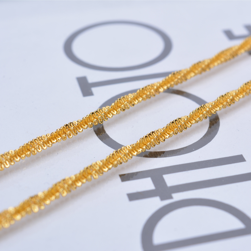Shamty Αιθιοπίας Νυφικό Καθαρό Χρυσό - Κοσμήματα μόδας - Φωτογραφία 6