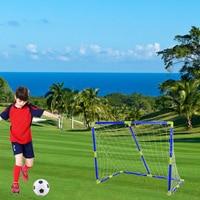 Portable Detachable Kids Large Football Goal Soccer Door Set for Sports