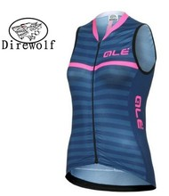DW 2017 Sleeveless Breathable Cycling Jersey Women Summer Mtb Cycling Clothing Bicycle Maillot Ciclismo Bike Clothes