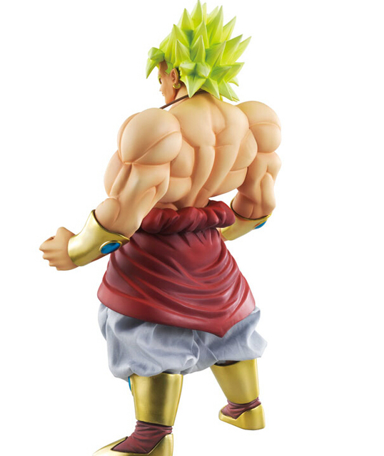 Broly Action Model (25 CM)