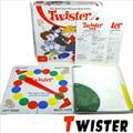 Venta caliente juego de mesa, Juegos de Mesa Juego Twister Que Te Ata En Nudos Parte Familia Niños Amigo Juego de Mesa
