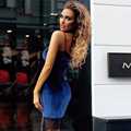 ArtSu 2017 Velvet Dress Sexy V-образным Вырезом Кружева Лоскутное Старинные Платья Без Рукавов Bodycon Dress Vestidos Халаты ASDR20042