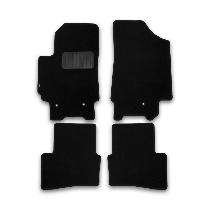 Mats in salon Klever Standard For HYUNDAI Creta 2016->, cross... 4 PCs (textile) tcrt5000 reflective infrared sensor photoelectric switches 10 pcs