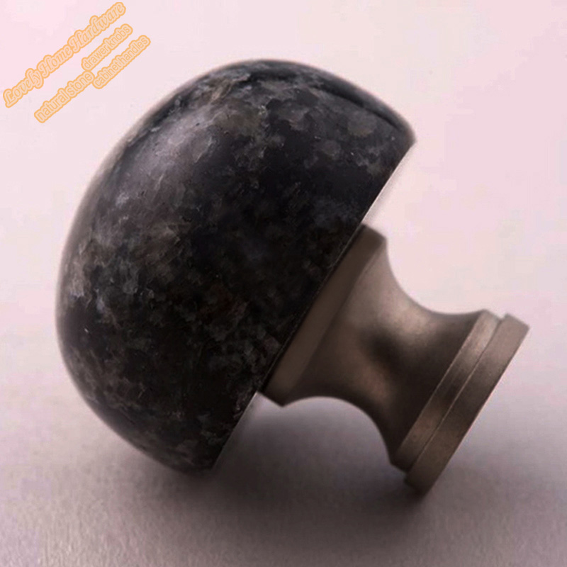 Popular stone drawer knobs buy cheap stone drawer knobs for Unique door knobs