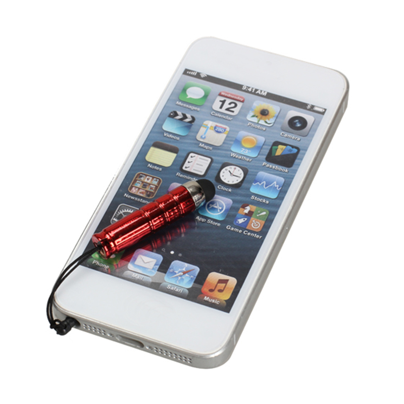 Newly 10 Pcs Plastic Stylus Pen For Capacitive Touched Screen Phone Tablet PC Cellphone  DC128
