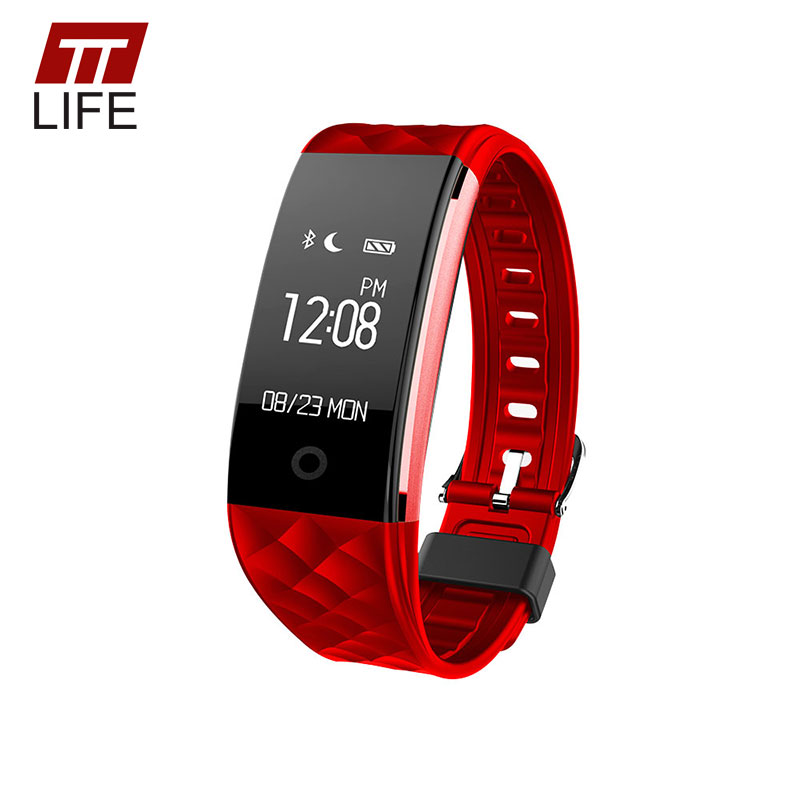TTLIFE Luxury Heart Rate Monitor Watches Relogio Masculino Waterproof Call Reminder Pedometer Smart Watch Men Women Android Ios
