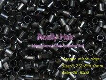 3 2 2 8 4 0mm 1 Black 1000pcs copper flared ring easily locks copper tube