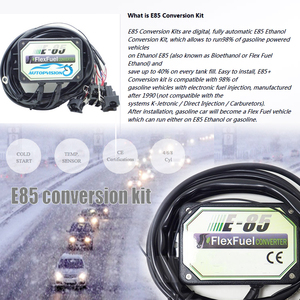 Image 4 - E85 Ethanol kit 3CYL factory compatible with 98% of gasoline vehicles 3cyl , Ethanol car Gasoline modification Accessories E85
