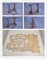Anet A8 Hesine M505 Tronxy 3D Printer Clone Frame Laser Cut 6mm PlyWood