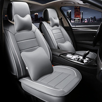 High quality Leather car seat cover for opel astra j insignia vectra b meriva vectra c mokka accessories covers for vehicle seat