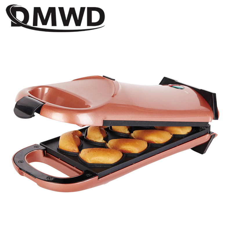 Multifunctional Electric Cartoon Waffle Maker With Automatic And Non Stick Muffin Baking Machine 4