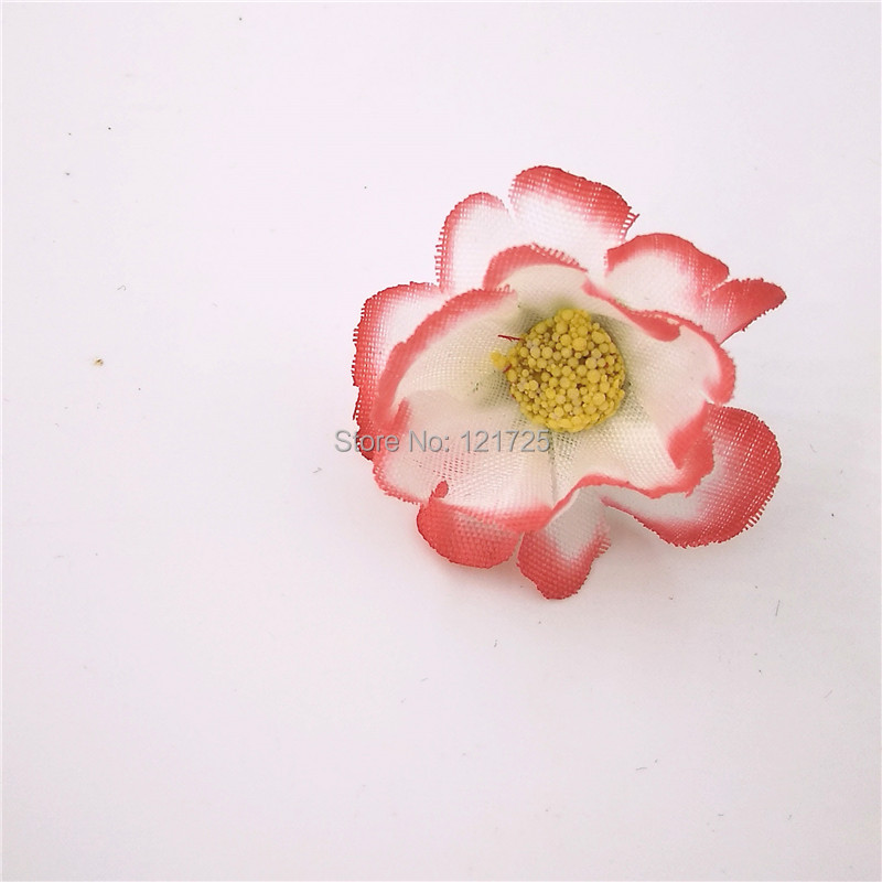 Artificial flowers simulation small plum cherry silk flower hair artificial flowers simulation small plum cherry silk flower hair clips headdress diy decorative flower fake in artificial dried flowers from home garden mightylinksfo