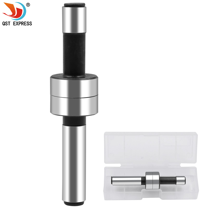 Mechanical 10MM HSS Edges Finder For Milling Lathe Machine Touches Point Sensor Including Milling Cutter