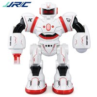 JJRC R3 Programmable Defender Remote Control Early Education Intelligent Robot Multi Funtion Musical Dancing RC Toy Kids Gift