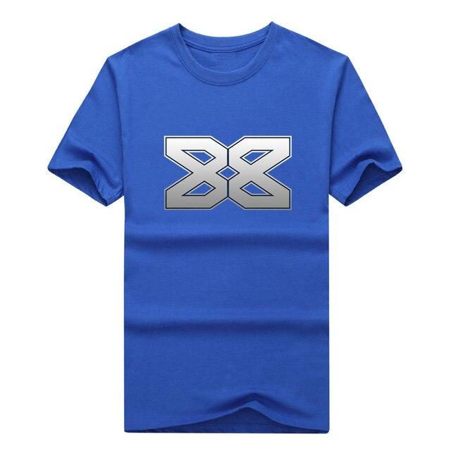 2017 Мужчины Даллас #88 Dez Брайант Х-Фактор Логотип Футболка Тис Короткий Рукав Футболки мужские Ковбои Моды W1123023
